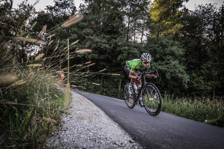 Sandro beim 24 Stunden Rennen in Hitzendorf