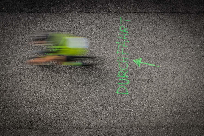 Impression beim 24 Stunden Rennen in Hitzendorf