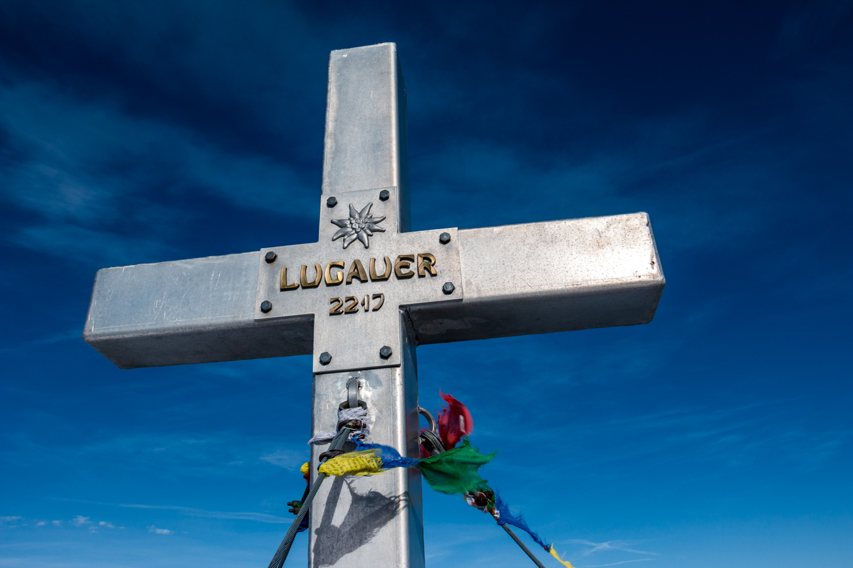 Gipfelkreuz, Lugauer