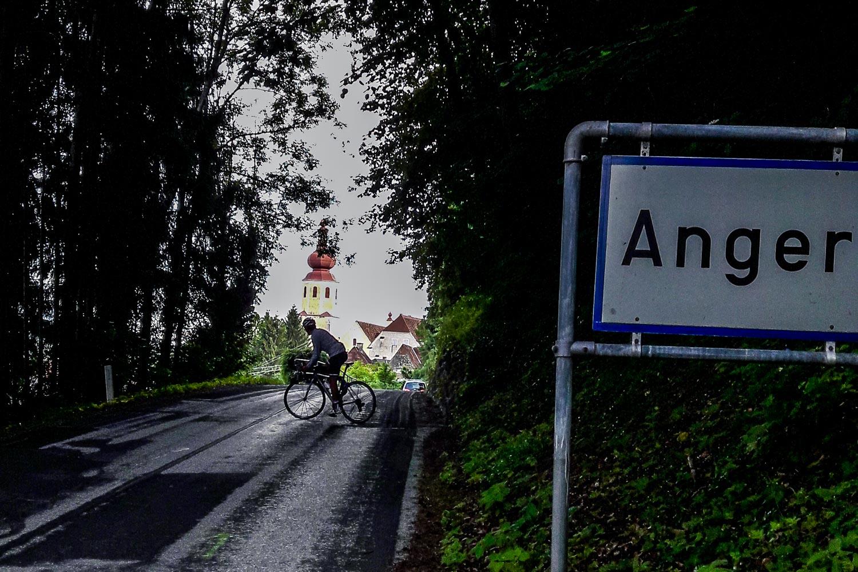 Anja und Sandro erreichten das geplante Ziel Anger bei Weiz, Mariazell 2.0