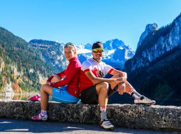 """Vor einiger Zeit durften wir den Teilnehmern der Österreichischen Meisterschaften im XCO in Obertraun zujubeln. Vergangenes Wochenende hatten wir selbst Grund zu jubeln. Von der Österreichischen Mountainbike Marathon Serie """"Centurion Mountainbike Challenge"""" wurden wir in den..."""
