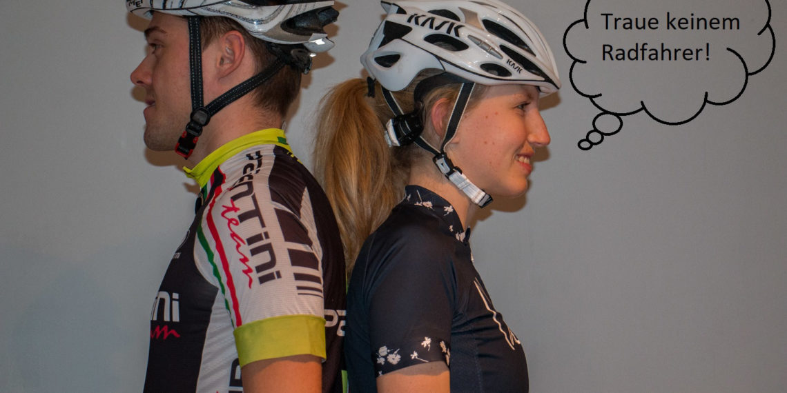 Typische Radfahrer-Aussagen – traue ihnen nicht!