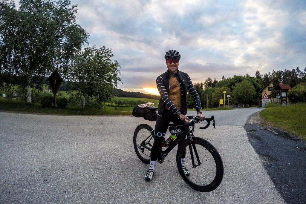Bikepacking zum Großglockner, Start um 5:13 Uhr