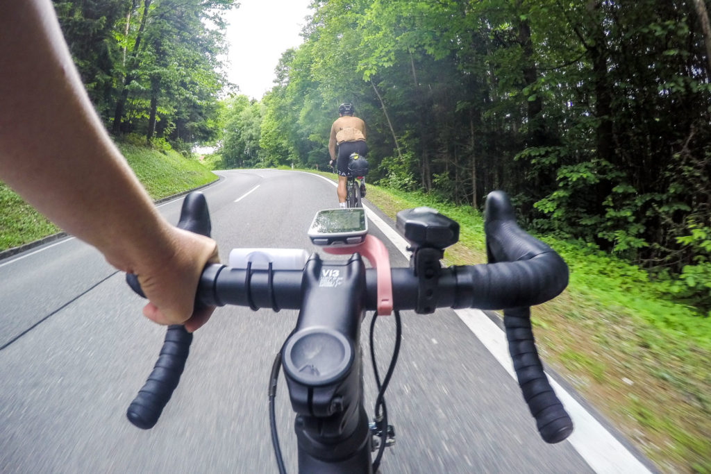 Bikepacking zum Großglockner: Auf dem Weg zur Pack